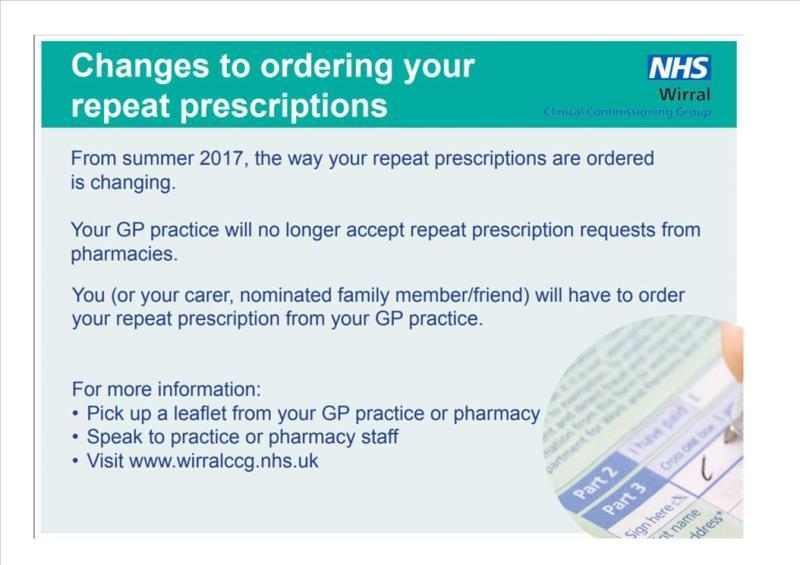 prescriptions liscard group practice